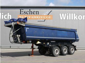 Kipper Auflieger Schmitz Cargobull SGF S3 Auflieger 24m³ Stahl*E-Verdeck*Alu Felgen