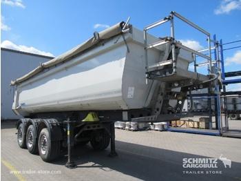 Kipper Auflieger Schmitz Cargobull Tipper Steel half pipe body 24m³