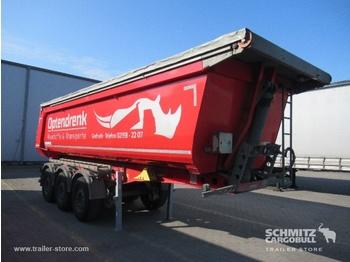 Kipper Auflieger Schmitz Cargobull Tipper Steel half pipe body 29m³