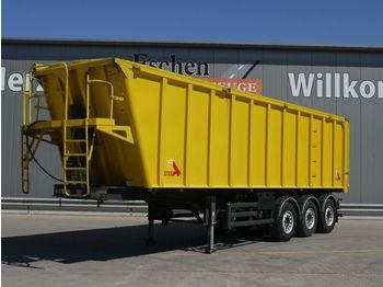 Kipper Auflieger Stas SA 336 K 47m³ Voll-Alu*Luft/Lift*Alufelgen*Plane