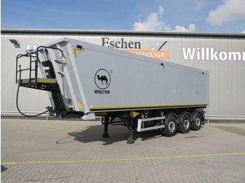 Kipper Auflieger Wielton NW-3*ALU 45m³*Okulen Beschichtung*Luft/Lift*SAF
