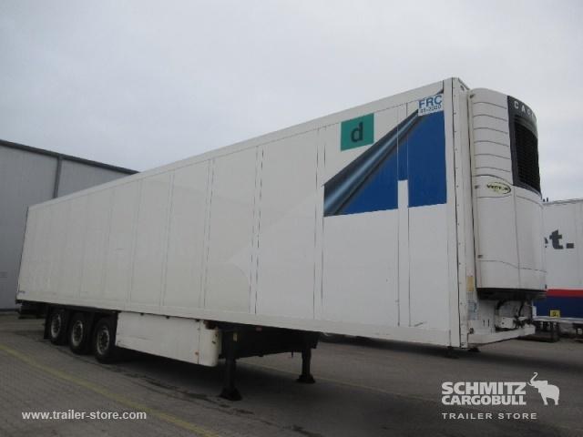 Koffer Auflieger SCHMITZ Auflieger Tiefkühler Standard Double deck