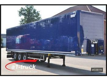 Koffer Auflieger Schmitz Cargobull SKO 24, Trockenfracht, ISO, Liftachse, TÜV 05/20