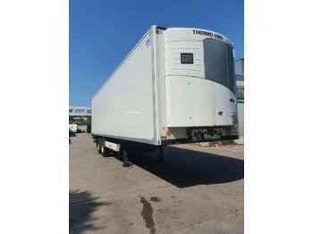 Kühlkoffer Auflieger Krone 2-Achs CITYSATTEL Tiefkühl  2 St. 11 m SLX 200