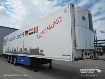 Kühlkoffer Auflieger Krone Reefer Standard Taillift