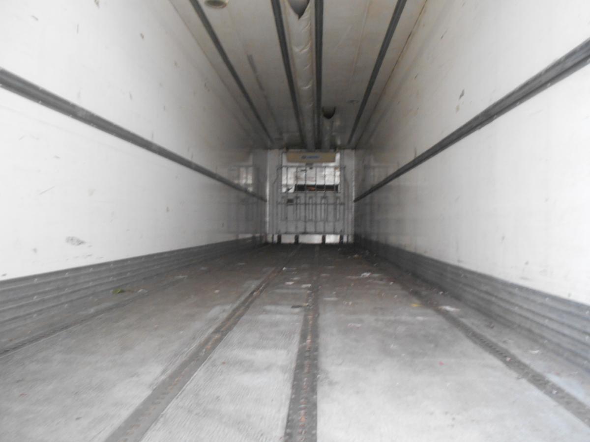 Kühlkoffer Auflieger Lamberet