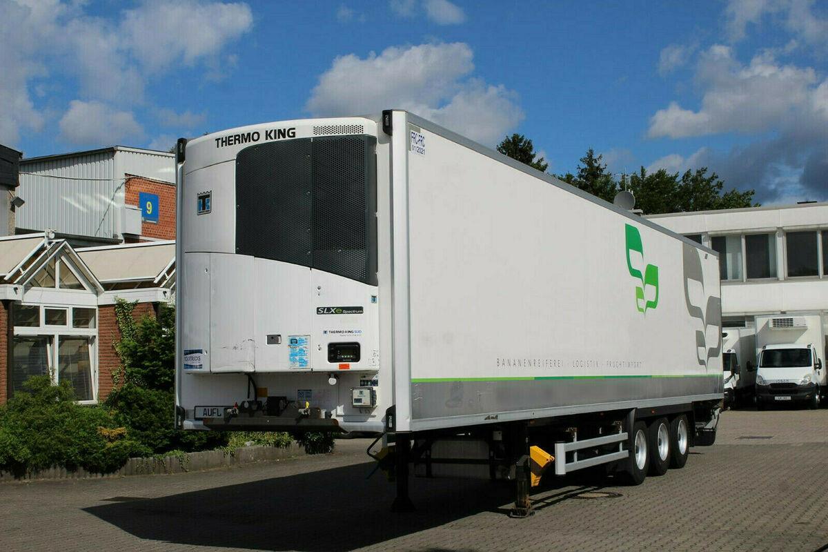 Kühlkoffer Auflieger Lamberet  TK SLXe Spectrum/Bi-Multi-Temp/Strom/TW/FRC-ATP