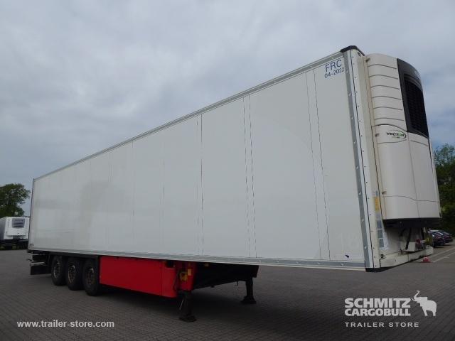 Kühlkoffer Auflieger Schmitz Cargobull Reefer Multitemp Double deck