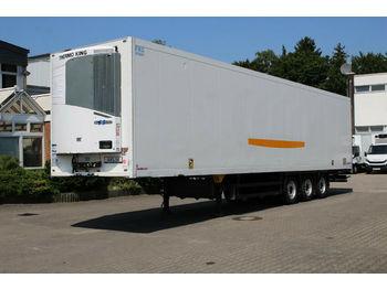 Kühlkoffer Auflieger Schmitz Cargobull TK SL 400/FRC/2,7h/SAF/Alu-Boden/7cm Wand/