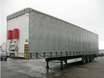 Plane Auflieger  Krone - SD Profi Liner