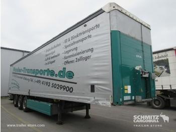 Plane Auflieger Schmitz Cargobull Curtainsider Standard Taillift