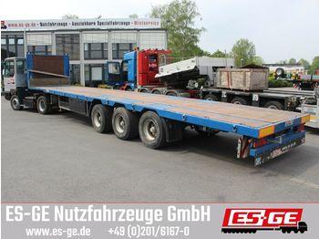 Plattform Auflieger AFA 3-Achs-Megatrailer