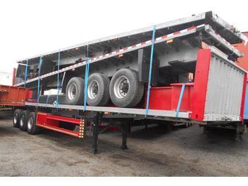 Pritschenauflieger/ Plattformauflieger Schmitz Cargobull