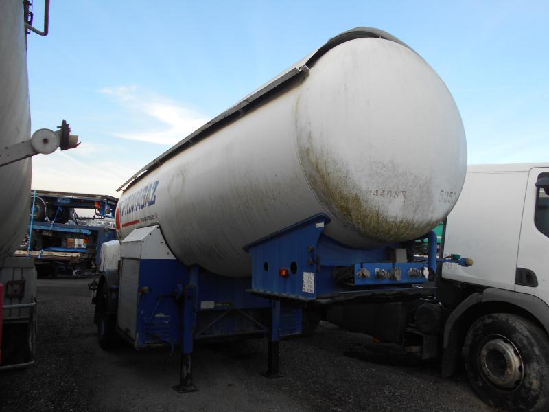 Tank Auflieger BARNEOUD GAZ
