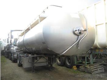 Tank Auflieger ETA INOX