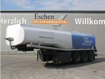 Tank Auflieger Esterer TS 34.350 / A3 Oben+Unten, 34.830 ltr.