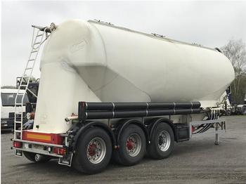 Tank Auflieger  Feldbinder - Eutersilo Auflieger EUT 40.3