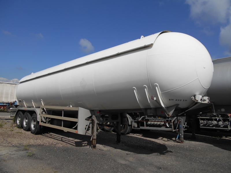 Tank Auflieger Loheac