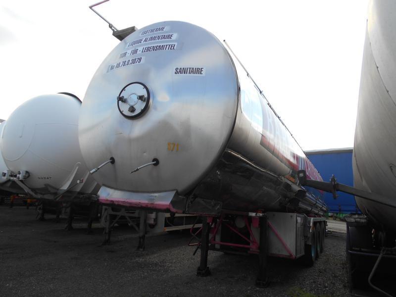 Tank Auflieger Magyar