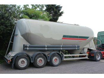 Tank Auflieger Spier Cement Silo 3-Achser