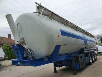 Tank Auflieger Spitzer SK2760 CAL 60 Kb Elektro Kippsilo TÜV. NEU!