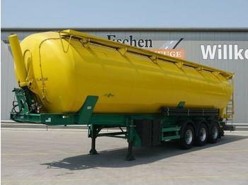 Tank Auflieger Spitzer SK 2760 CAL 60 m³ Kippsilo*5 Einlässe*BPW*Alcoa