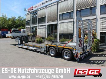 Tieflader Auflieger Faymonville 2-Achs-Tiefbett MAX510 (Forst)