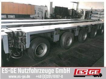Tieflader Auflieger Goldhofer 4-Achs-Fahrwerk 4x12 t THP-UT