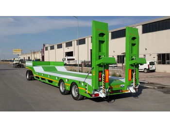 Tieflader Auflieger LIDER 2020 model new from MANUFACTURER COMPANY (LIDER trailer )