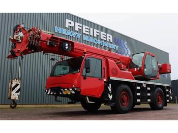All-Terrain Kran Demag AC40-2L Diesel, 4x4 Drive And 4-Wheel Steering, 40