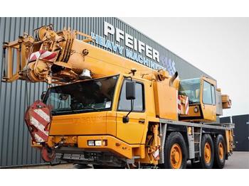 All-Terrain Kran Faun ATF 45-3 6x6x6 Drive, 45t Capacity, 34m Main Boom,