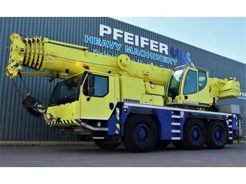 All-Terrain Kran Liebherr LTM1060-3.1 Valid Inspection, 6x6 Drive And 6-Whee