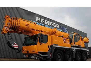 All-Terrain Kran Liebherr LTM1070-4.2 Valid inspection, *Guarantee! 8x6x8 Dr