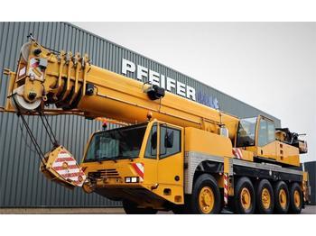 All-Terrain Kran Terex Demag AC100 10x8x8 Drive, 100t Capacity, 50m Main boom,