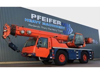 All-Terrain Kran Terex Demag AC35L Valid Inspection Till 08-2022, 35t Capacity,