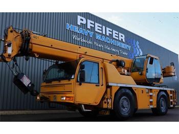 All-Terrain Kran Terex Demag AC35 Diesel, 4x4x4 Drive, 35t Capacity, 30.4m Main