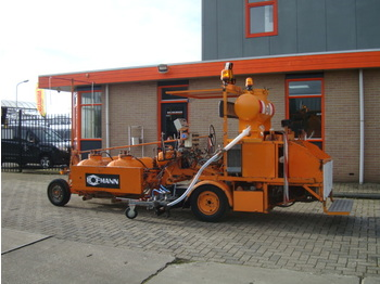 HOFMANN H30D UNIVERSAL Cold paint road marking machine - Asphalttechnik