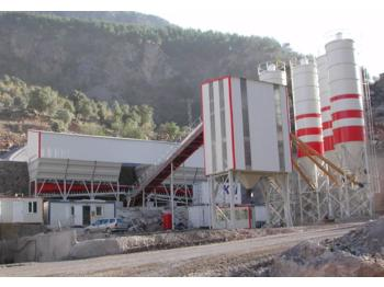PROMAXSTAR S160 Stationary Concrete Batching Plant  - Betonmischanlage