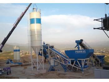 Promax-Star PROMAXSTAR M100-SNG Mobile Concrete Batching Plant  - Betonmischanlage