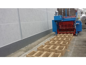Betonmischanlage SUMAB SALE! E6S (500 blocks/hour) Movable Block Machine