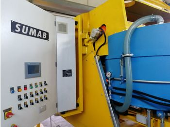 Betonmischanlage Sumab MINI Model (9 m3/h) Great Condition! Special price!