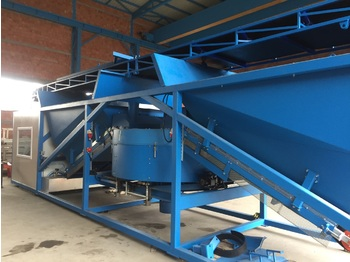 Betonmischanlage Sumab SALE! Easy to transport! K-60 (60 m3/h) Mobile Plant