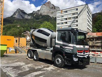 Betonmischer Mercedes-Benz 3342 6x4 / EuromixMTP EM 7 Fahrmischer