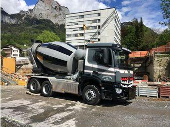Betonmischer Mercedes-Benz 3342 6x4 / EuromixMTP  WECHSELSYSTEM KIPPER+MISC