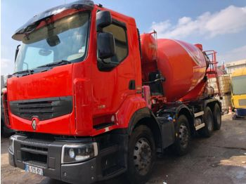 Renault 380 DXI 9M3 BARYVAL  - Betonmischer