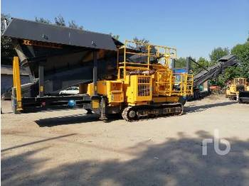 Brecher TESAB RK623CT Crawler
