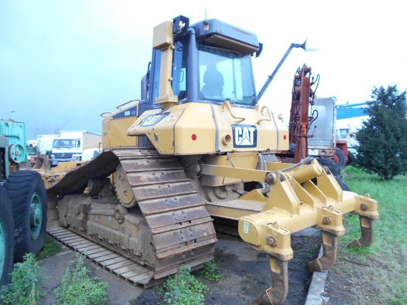 Bulldozer Caterpillar D6N LGP
