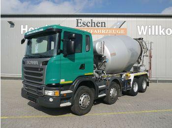 Fahrmischer Scania G 410*8x4*9m³ Intermix*Klima*Opticruise