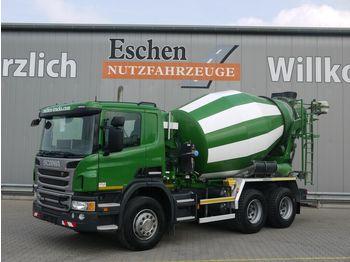 Fahrmischer Scania P 360 6x4, 7 m³ Intermix, Manuell, Hardox, Klima