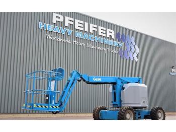 Gelenkarmbühne Genie Z34/22JRT Diesel, 4x4 Drive, 12.6m Working Height,